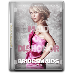 256x256px size png icon of Brides Maids v7