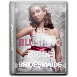256x256px size png icon of Brides Maids v9