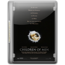 256x256px size png icon of Children Of Men v6