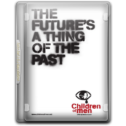 256x256px size png icon of Children Of Men v8
