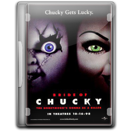 256x256px size png icon of Chucky Bride Of Chucky v2