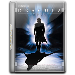 256x256px size png icon of Dracula v2