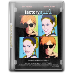 256x256px size png icon of Factory Girl v2