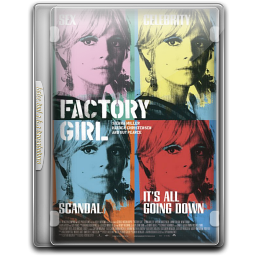 256x256px size png icon of Factory Girl v4