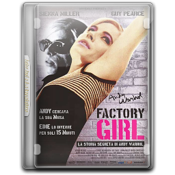 256x256px size png icon of Factory Girl v5