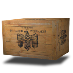 256x256px size png icon of Crate