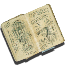256x256px size png icon of GrailDiary