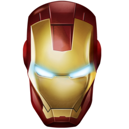 256x256px size png icon of Ironman M III