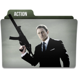 256x256px size png icon of Action