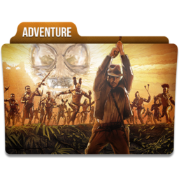 256x256px size png icon of Adventure
