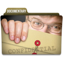 256x256px size png icon of Documentary