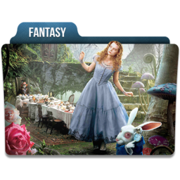 256x256px size png icon of Fantasy