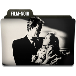 256x256px size png icon of Film Noir