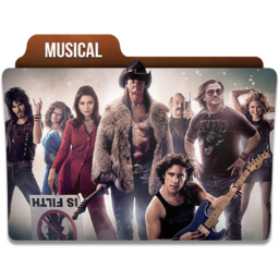 256x256px size png icon of Musical
