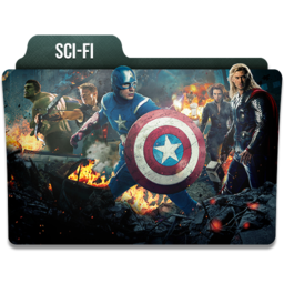 256x256px size png icon of Scifi