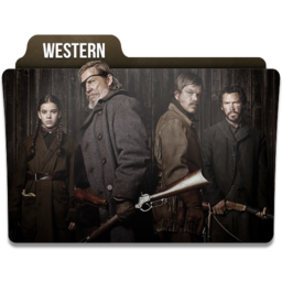 256x256px size png icon of Western