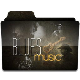 256x256px size png icon of Blues 1