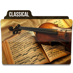 256x256px size png icon of Classical 1