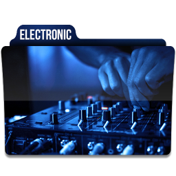 256x256px size png icon of Electronic 2