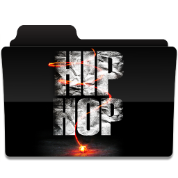 256x256px size png icon of Hip Hop 2