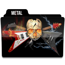 256x256px size png icon of Metal 1