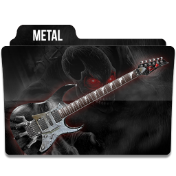 256x256px size png icon of Metal 2