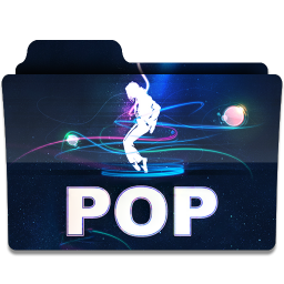 256x256px size png icon of Pop 2