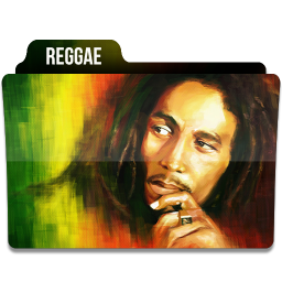 256x256px size png icon of Reggae 1