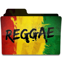 256x256px size png icon of Reggae 2