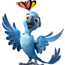 256x256px size png icon of Rio2 Bia