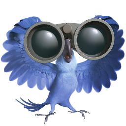 256x256px size png icon of Rio2 Blu 5