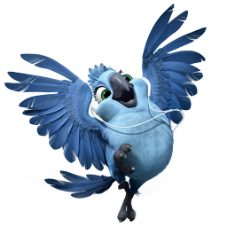 256x256px size png icon of Rio2 Carla