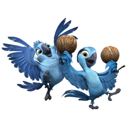 256x256px size png icon of Rio2 Kids