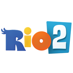 256x256px size png icon of Rio2 Logo