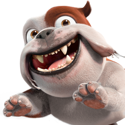 256x256px size png icon of Rio2 Luiz 2