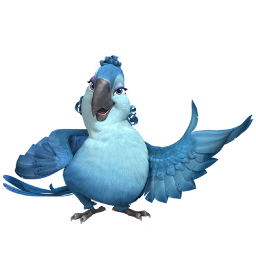 256x256px size png icon of Rio2 Mimi