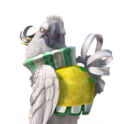 256x256px size png icon of Rio2 Nigel