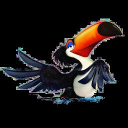 256x256px size png icon of Rio2 Rafael 4