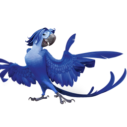 256x256px size png icon of Rio2 Roberto