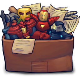 256x256px size png icon of Boxostuff
