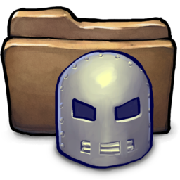 256x256px size png icon of Classic Helmets