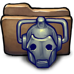 256x256px size png icon of Cybermen