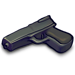 256x256px size png icon of DecentGun
