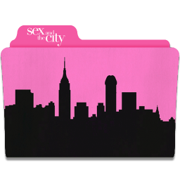 256x256px size png icon of Sex and the City Folder