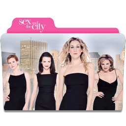 256x256px size png icon of Sex and the City Season 1