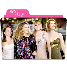 256x256px size png icon of Sex and the City Season 3