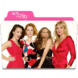256x256px size png icon of Sex and the City Season 4