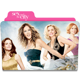 256x256px size png icon of Sex and the City Season 6