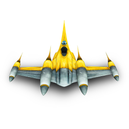 256x256px size png icon of NabooBomber