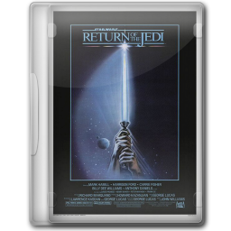 256x256px size png icon of Star Wars Return of the Jedi